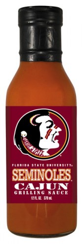 Hot Sauce Harry's Florida State Seminoles Cajun Grilling Sauce