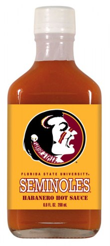 Hot Sauce Harry's Florida State Seminoles Habanero Hot Sauce
