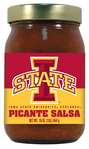 Hot Sauce Harry's Iowa State Cyclones Picante Salsa