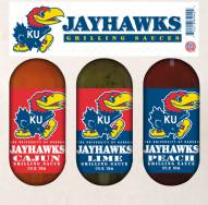 Hot Sauce Harry's Kansas Jayhawks Grilling Sauce Set