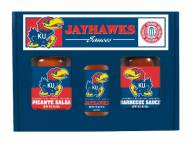 Hot Sauce Harry's Kansas Jayhawks Tailgate Kit
