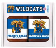 Hot Sauce Harry's Kentucky Wildcats BBQ/Salsa Set