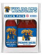 Hot Sauce Harry's Kentucky Wildcats Salsa/Hot Sauce Set