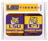 Hot Sauce Harry's LSU Tigers BBQ/Salsa Set
