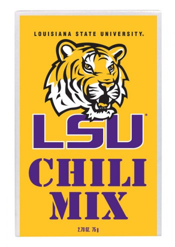 Hot Sauce Harry's LSU Tigers Chili Mix
