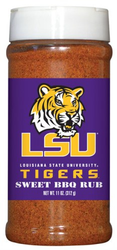 Hot Sauce Harry's LSU Tigers Sweet BBQ Rub
