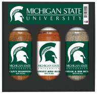Hot Sauce Harry's Michigan State Spartans Boxed Rubs