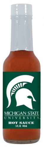 Hot Sauce Harry's Michigan State Spartans Cayenne Hot Sauce