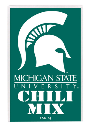 Hot Sauce Harry's Michigan State Spartans Chili Mix