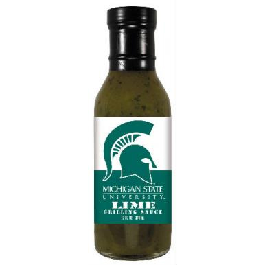 Hot Sauce Harry's Michigan State Spartans Lime Grilling Sauce