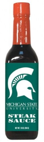 Hot Sauce Harry's Michigan State Spartans Steak Sauce