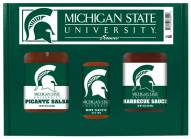 Hot Sauce Harry's Michigan State Spartans Tailgate Kit