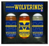 Hot Sauce Harry's Michigan Wolverines Boxed Rubs