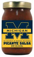 Hot Sauce Harry's Michigan Wolverines Picante Salsa