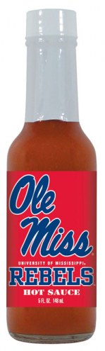 Hot Sauce Harry's Mississippi Rebels Cayenne Hot Sauce