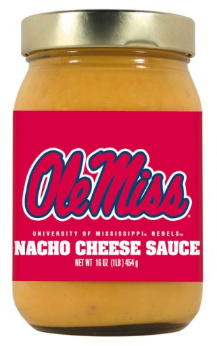 Hot Sauce Harry's Mississippi Rebels Nacho Cheese Dip