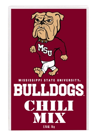 Hot Sauce Harry's Mississippi State Bulldogs Chili Mix