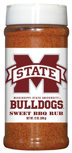 Hot Sauce Harry's Mississippi State Bulldogs Sweet BBQ Rub