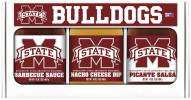 Hot Sauce Harry's Mississippi State Bulldogs Triple Play