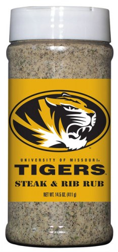 Hot Sauce Harry's Missouri Tigers Steak & Rib Rub