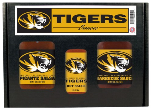 Hot Sauce Harry's Missouri Tigers Tailgate Kit