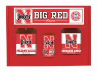 Hot Sauce Harry's Nebraska Cornhuskers Tailgate Kit