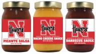 Hot Sauce Harry's Nebraska Cornhuskers Triple Play