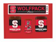 Hot Sauce Harry's North Carolina State Wolfpack Tailgate Kit