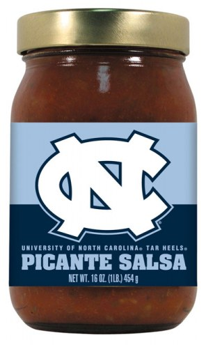 Hot Sauce Harry's North Carolina Tar Heels Picante Salsa