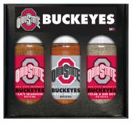 Hot Sauce Harry's Ohio State Buckeyes Boxed Rubs