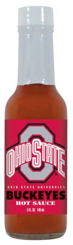 Hot Sauce Harry's Ohio State Buckeyes Cayenne Hot Sauce