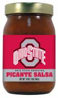 Hot Sauce Harry's Ohio State Buckeyes Picante Salsa