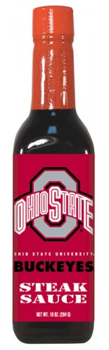 Hot Sauce Harry's Ohio State Buckeyes Steak Sauce