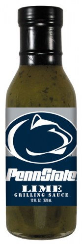 Hot Sauce Harry's Penn State Nittany Lions Lime Grilling Sauce
