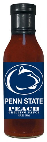 Hot Sauce Harry's Penn State Nittany Lions Peach Grilling Sauce