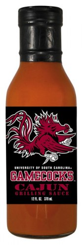 Hot Sauce Harry's South Carolina Gamecocks Cajun Grilling Sauce