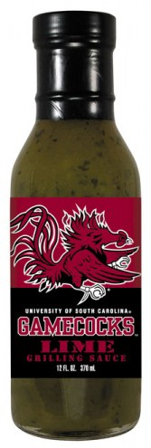 Hot Sauce Harry's South Carolina Gamecocks Lime Grilling Sauce