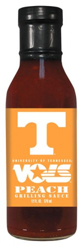 Hot Sauce Harry's Tennessee Volunteers Peach Grilling Sauce