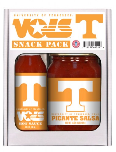 Hot Sauce Harry's Tennessee Volunteers Salsa/Hot Sauce Set