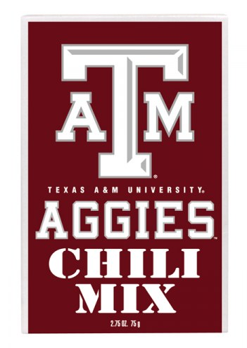 Hot Sauce Harry's Texas A&M Aggies Chili Mix