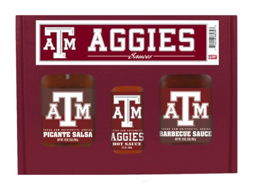 Hot Sauce Harry's Texas A&M Aggies Tailgate Kit