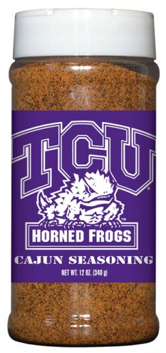 Hot Sauce Harry's Texas Christian Horned Frogs Cajun Seasoning