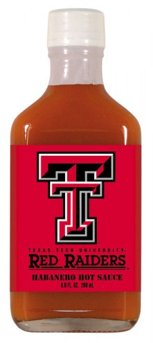 Hot Sauce Harry's Texas Tech Red Raiders Habanero Hot Sauce