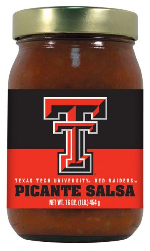 Hot Sauce Harry's Texas Tech Red Raiders Picante Salsa