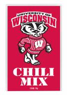 Hot Sauce Harry's Wisconsin Badgers Chili Mix