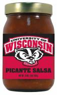 Hot Sauce Harry's Wisconsin Badgers Picante Salsa