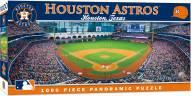 Houston Astros 1000 Piece Panoramic Puzzle