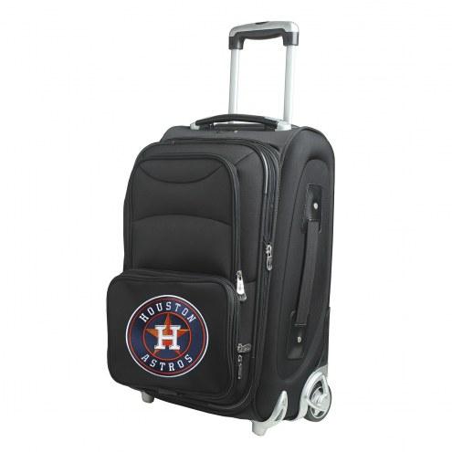 "Houston Astros 21"" Carry-On Luggage"