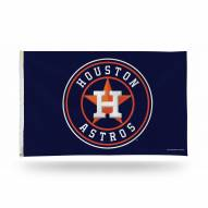 Houston Astros 3' x 5' Banner Flag