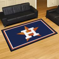 Houston Astros 5' x 8' Area Rug